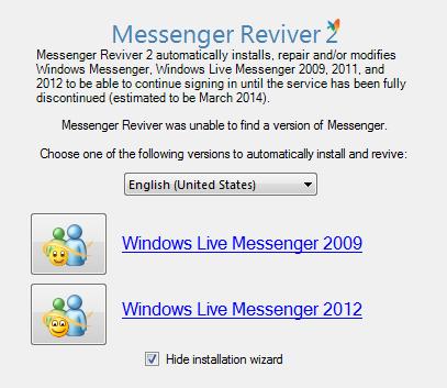 windows live messenger reviver 2