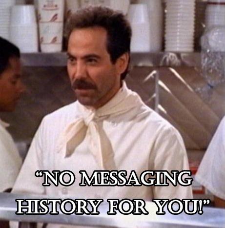 messagehistory