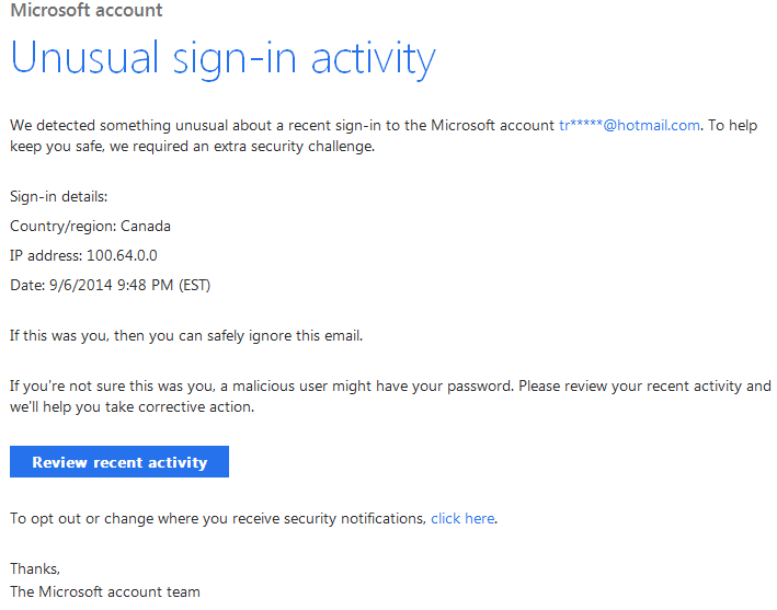 Hotmail sign 9n