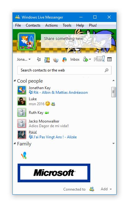 msn 2011 para windows 7